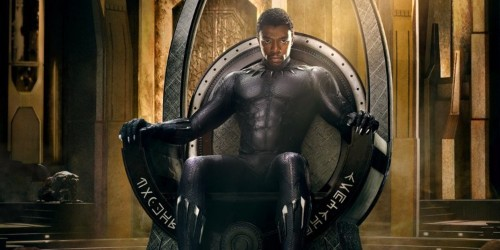 'Black Panther' is now the highest domestic grossing superhero movie of all-time — and it did it in just 36 days