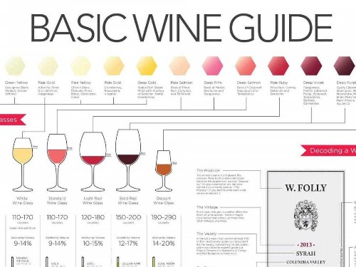 This Chart Tells You Everything You Need To Know About Pairing Wine With Food - Business Insider