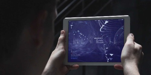 This app lets you visualize the WiFi signals pulsing around you