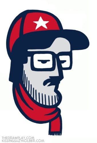 Here's What NFL Logos Would Look Like As Snobbish Hipsters