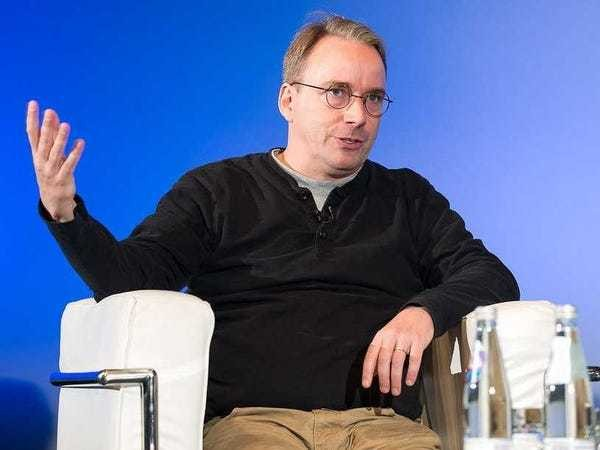 Linux creator Linus Torvalds warns users not to use Oracle file system - Business Insider
