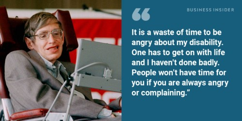 15 of the most remarkable and memorable things Stephen Hawking ever said