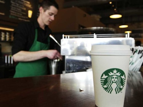Here Are The Staggering Odds Of Getting A Job At Starbucks