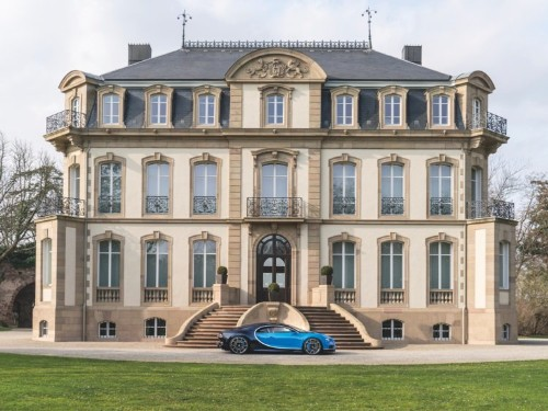 Inside the Molsheim Experience, the exclusive Bugatti-buying process that takes customers to France to create their own $3 million sports car