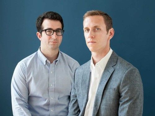 The co-CEOs of a $750 million startup explain how having kids changed one of their company's biggest policies
