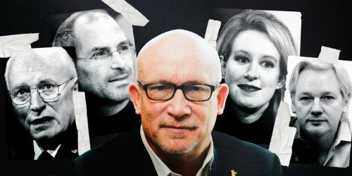 Director Alex Gibney looks back on a career of profiling liars and shady characters, from Elizabeth Holmes to Lance Armstrong, and crowns the most despicable