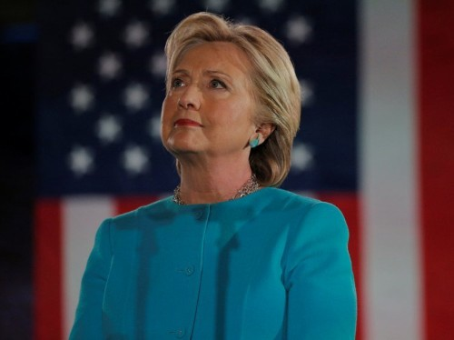 Hillary Clinton loses election in monumental upset