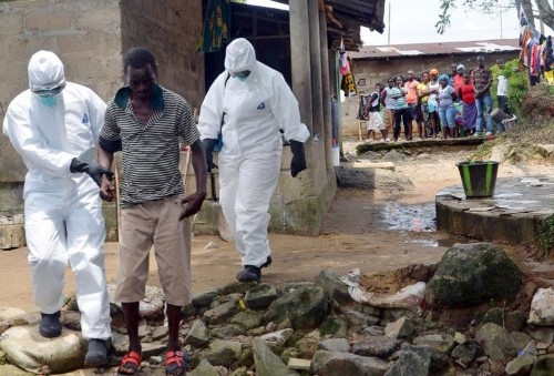Ebola zone countries isolated as airlines stop flights