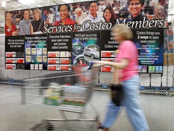 Costco proves why it's Amazon-proof as stores like Target and Macy's struggle - Business Insider
