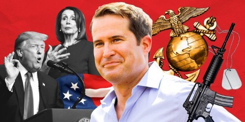 Seth Moulton, Iraq War veteran running for president on public service