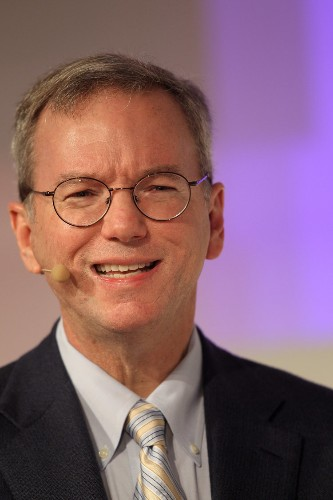 The 15 Wildest Things Google Chairman Eric Schmidt Has Ever Said