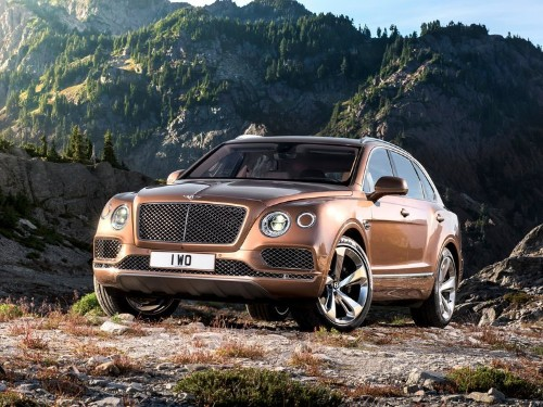Bentley's Bentayga is the first of a new kind of hyper-luxury SUV