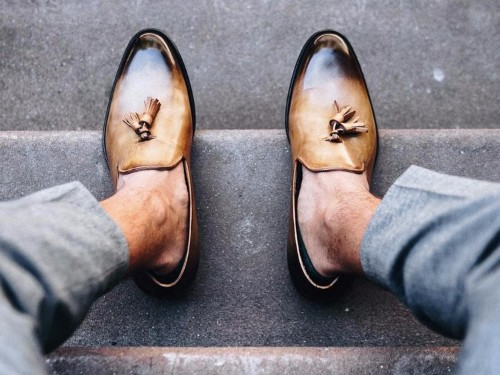 This is the one item you need to get if you don't want to ruin your dress shoes this summer