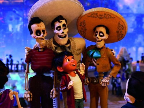 How a harsh criticism turned 'Coco' into Pixar's most uniquely made movie yet