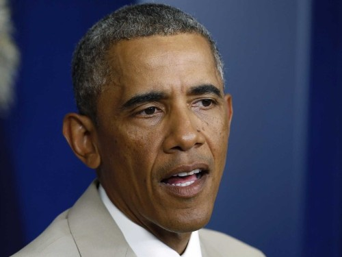 OBAMA: 'We Welcome' The Result Of The Scottish Independence Vote