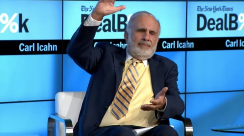 Carl Icahn told an amazing 8-minute story that explains his entire philosophy about activist investing