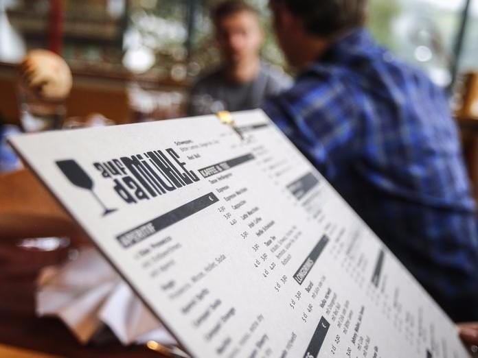 Restaurants have 6 menu tricks to get you to spend more money