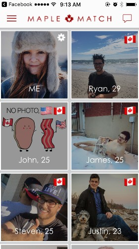 This dating app will help you avoid the Trump presidency by connecting you with single Canadians