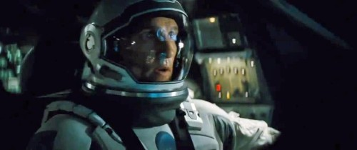 The First Full Trailer For 'Interstellar' Shows Matthew McConaughey On An Epic Mission To Space