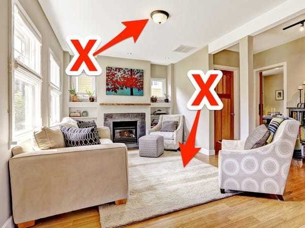 Interior designers reveal the 10 decorating rules you should never break - Business Insider