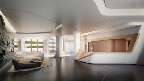 6 brilliant home design ideas used by 'starchitect' Zaha Hadid in her latest NYC luxury apartment building