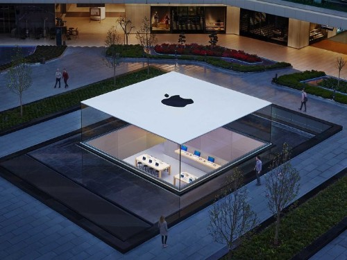 The New Apple Store In Istanbul Is Absolutely Beautiful