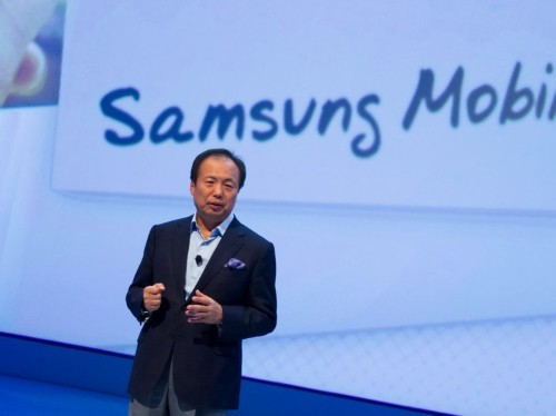 Samsung replaces the head of its phone business