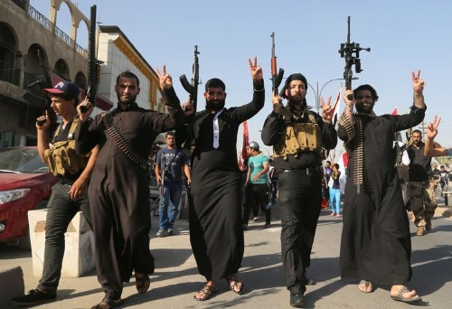 The Sunni Rebellion In Iraq