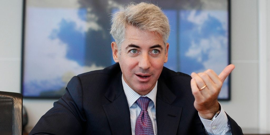 Billionaire investor Bill Ackman posted an 11% gain in March after turning $27 million into $2.6 billion with coronavirus bets | Markets Insider