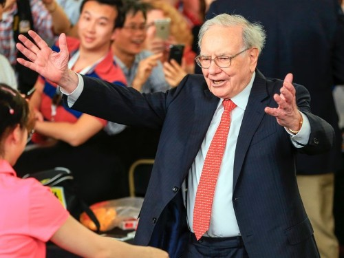 Warren Buffett's 20-Slot Rule will help you be more successful at work and in life