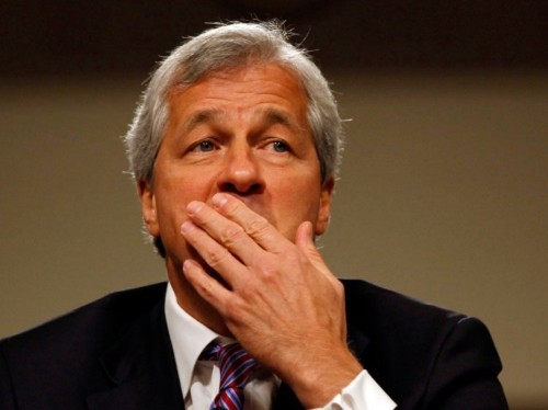 JPMorgan's CEO Said Dogs--- On A Conference Call