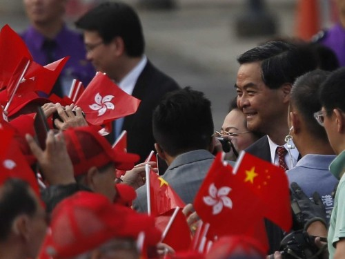 Hong Kong's Leader Says That Poor People Would Ruin A Free Election