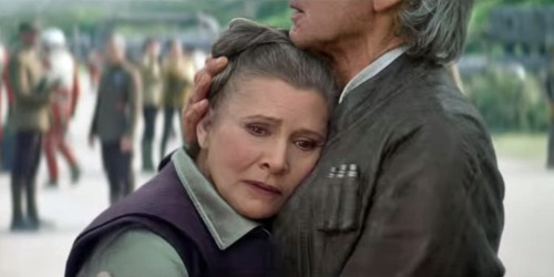 Princess Leia won't be a 'princess' anymore in 'Star Wars: The Force Awakens,' but she has a new title