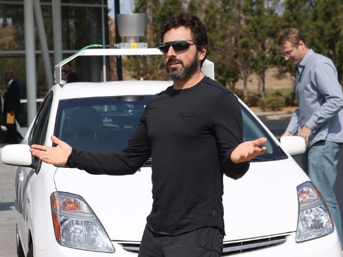 The crazy, eccentric, successful life of Google cofounder Sergey Brin