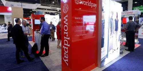 Payment processing company Worldpay is getting bought by US firm FIS in $43 billion deal