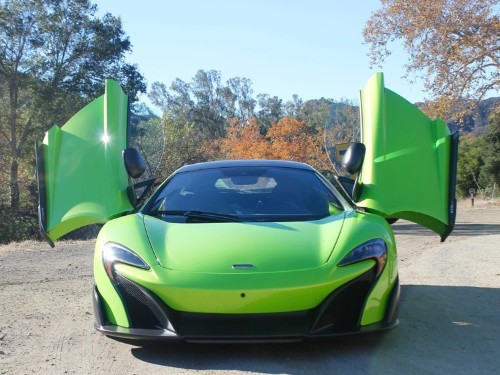 This single feature tells your everything you need to know about McLaren's high-performance cars