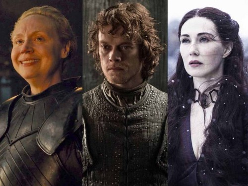 Emmys reward 'Game of Thrones' stars with nomination for self-submitting