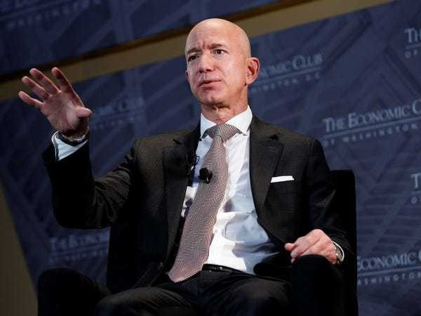 What you can learn from Jeff Bezos' leadership style - Business Insider