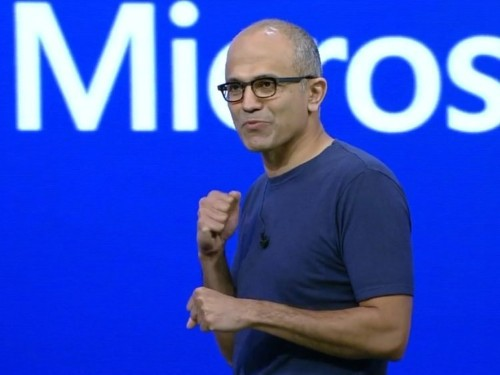 Microsoft CEO Satya Nadella Shows Why Azure Is A Serious Threat To Amazon And Google