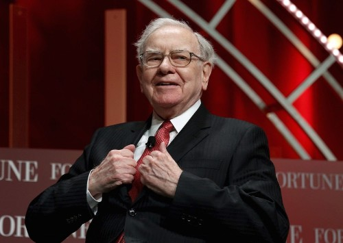 WARREN BUFFETT: The new accounting rule will produce 'wild and capricious swings in our bottom line' (BRK.B)