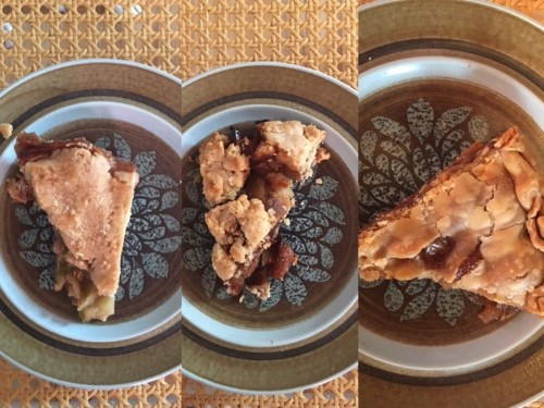 I tried 3 celebrity apple pie recipes and the winner was flakey and delicious