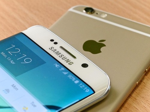 I switched to the iPhone 6 from Samsung's Galaxy S6, but changed my mind after two weeks