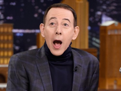 Pee-wee star Paul Reubens blows the lid off Hollywood's biggest secret: digital retouching of actors