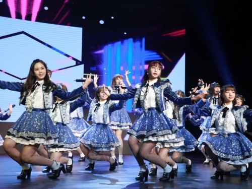 How the Japanese girl-group AKB48 with 140 singers is conquering Asian pop