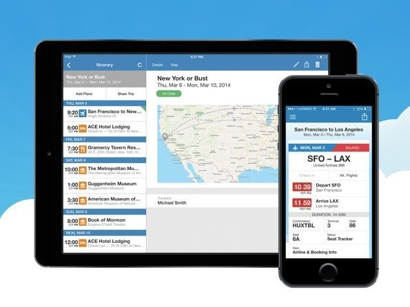 This App Is The Single Best Way To Keep Track Of All Your Travel Plans