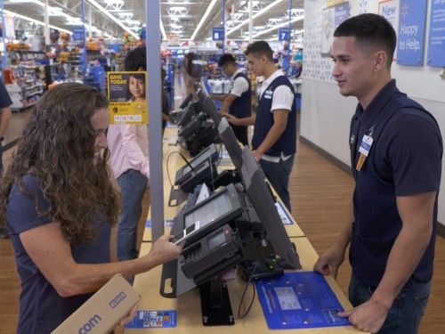 Walmart is eliminating the wait for a common kind of return
