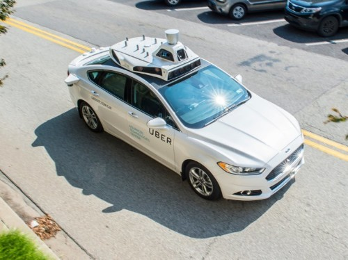 Uber's self-driving cars are coming back to San Francisco, but they won't be driving themselves