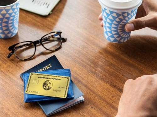 4 reasons to open the brand-new AmEx Gold card, especially if you're a foodie