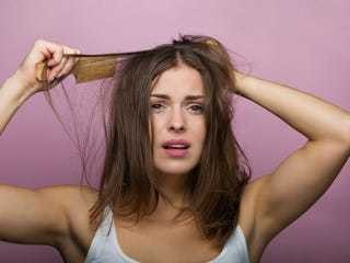 What happens if you stop washing your hair for a year - Business Insider