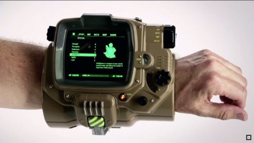 A fan of the game 'Fallout' just shipped 2,240 bottlecaps to the makers and was granted an awesome wish
